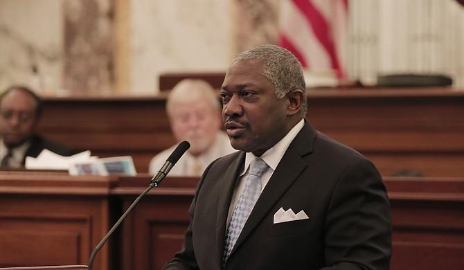 Sen. John Horhn, D-Jackson, called the airport bill a result of partisan politics, decided by a few individuals.