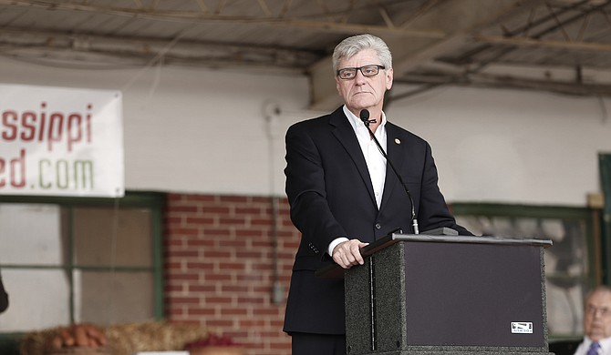 Gov. Phil Bryant celebrated a national education award this month, but made it more about school choice than the nominating committee intended.