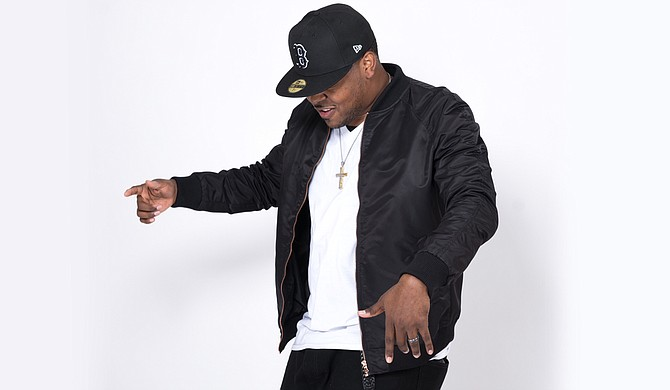 Rapper Dolla Black works to grow the Jackson hip-hop scene through his own music careeer and as the owner of record label Black Dolla Entertainment. Photo courtesy Dolla Black