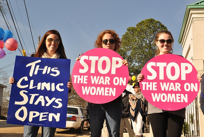Supporters of the Jackson Women's Health Organization are pleased that the  U.S. Supreme Court denied the State of Mississippi's petition to review the lawsuit against an admitting-privileges law the Legislature passed in 2012. Trip Burns/File Photo