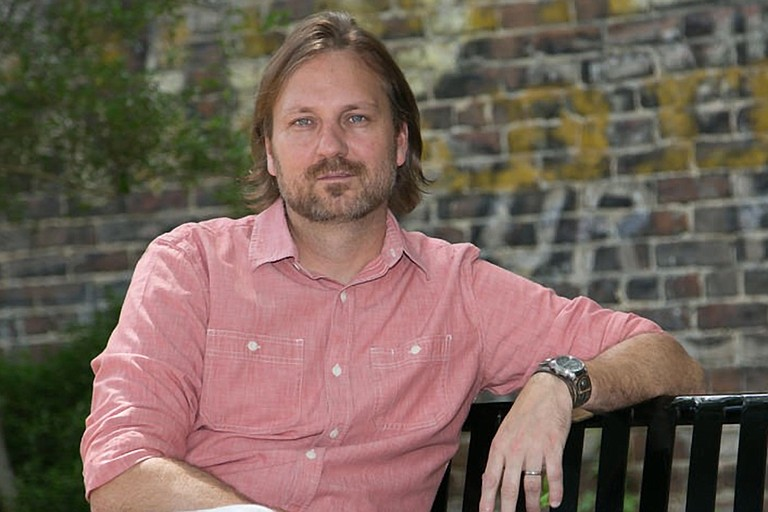 Michael Farris Smith is one of the authors who will be at the Mississippi Book Festival. Photo courtesy Michael Farris Smith