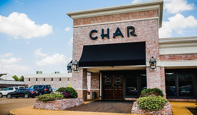 Jackson restaurant Char Restaurant will add a new private dining area by December 2016, combining the current building with the adjacent 3,000-square-foot space that housed Mozingo Clothiers before it moved to Fondren. Photo courtesy Facebook
