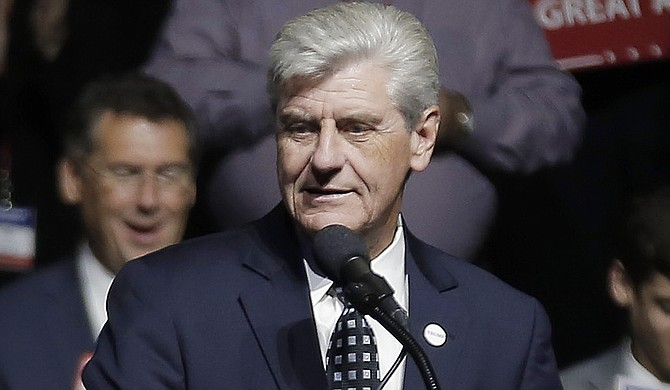 "Gov. Phil Bryant announced that he is planning to cut state spending by $56 million to account for the ""staff error"" lawmakers admitted back in May."