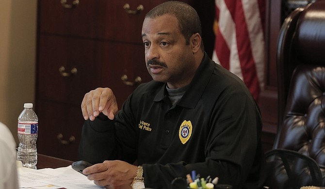 """Jackson Police Chief Lee Vance said the department is developing a plan to rein in overtime expenditures in a budget climate he described as """"desperate."""""""