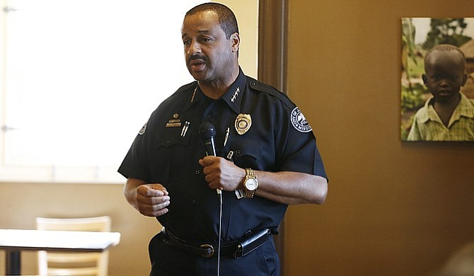 The City of Jackson reached its 54th violent death this week, as Police Chief Lee Vance tells his officers to prepare to do more with less in this tight financial climate.
