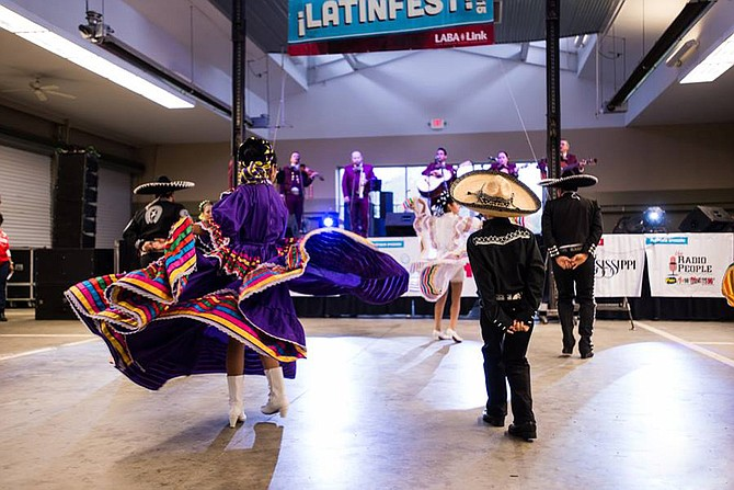 Latin Fest is Oct. 15 from 11 a.m. to 9 p.m. Photo courtesy Latinfest