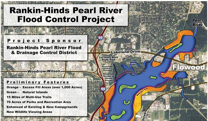 One Lake Plan Moving Forward Jackson Free Press Jackson MS