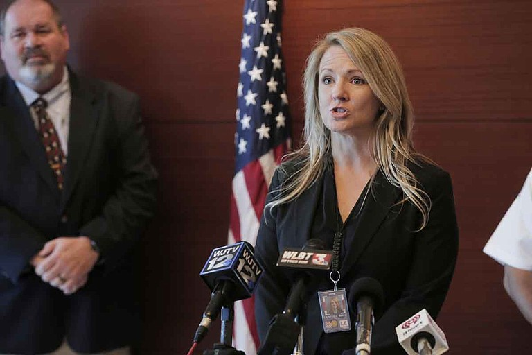 Cynthia Bobe, a special agent in the Jackson division of the Federal Bureau of Investigation, said local law enforcement will handle 22 cases of men and women charged with prostitution in last week's sting.