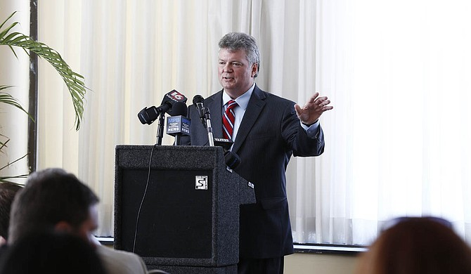 Attorney General Jim Hood joined 10 states in asking the U.S. Supreme Court to re-consider existing law that prevents states from collecting sales tax from retailers with no physical presence in the state.