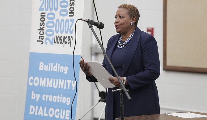 Beneta Burt, president of the Jackson Public Schools Board of Trustees, says the district wants to have a transparent relationship with its parents.