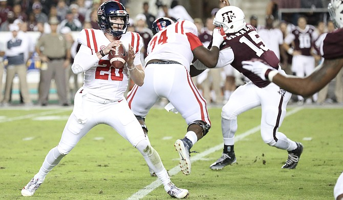 Photo courtesy Joshua McCoy/Ole Miss Athletics