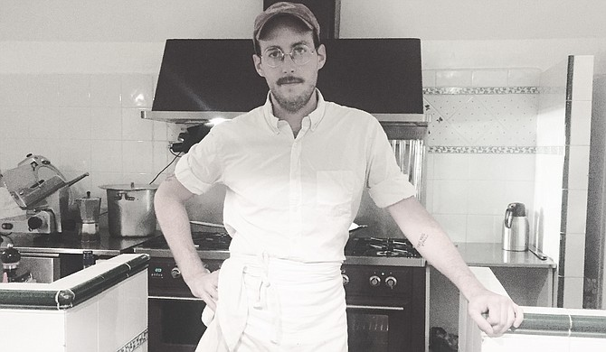 Chaz Lindsay is the new sous chef at Table 100 in Flowood. Photo courtesy Chaz LIndsay