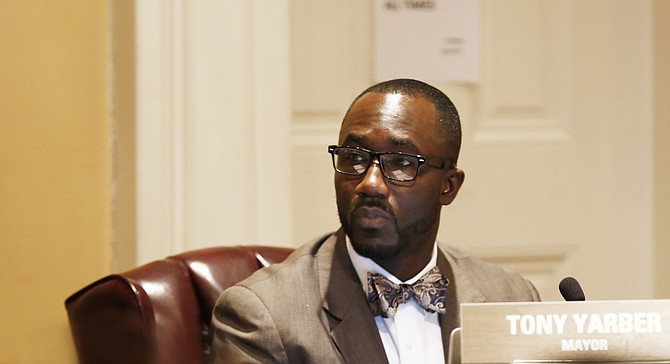 Mayor Tony Yarber praised his administration's efforts to find $200,000 in funding for the Greater Jackson Arts Council. The Jackson City Council approved an additional $25,000 back into the GJAC, bringing municipal funding up to $105,000.