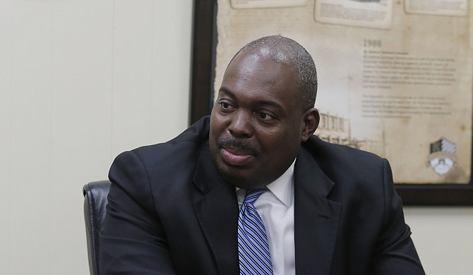 Jackson Public Schools Interim Superintendent Freddrick Murray says the district will likely clear its full investigative audit by the end of the year.