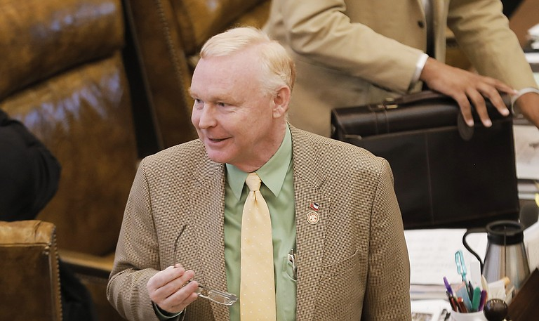 Rep. Dana Criswell, R-Olive Branch, led the charge on several school-choice bills in the House Education Committee last week.