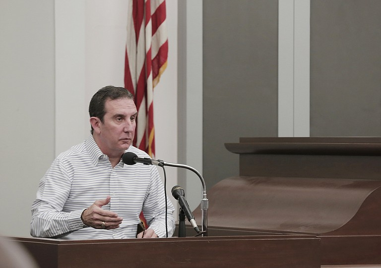 Local attorney and former legislator John Reeves took the stand this morning as one of the last witnesses for the Hinds district attorney's case against Downtown Jackson Partners President Ben Allen.