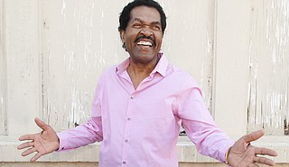 Bobby Rush Photo courtesy Erika Goldring