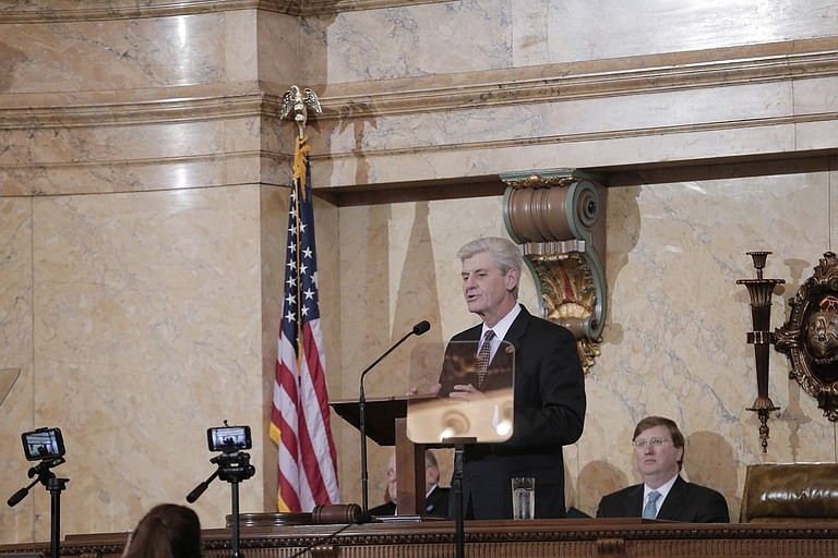 The Senate killed the bill that would have put Gov. Phil Bryant in charge of the mental-health department on Monday.