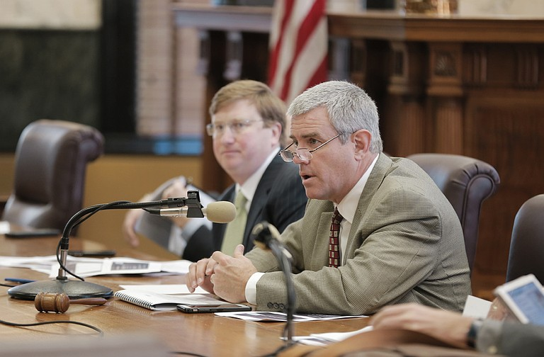 House Speaker Philip Gunn has committed to studying Mississippi's infrastructure needs as well as using new revenue from the proposed online sales tax to help fund roads and bridges that need repair.