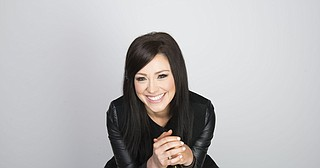 Worship singer-songwriter Kari Jobe performs at Pinelake Church Reservoir campus in Brandon on Thursday, March 2. Photo courtesy CMA Media Promotions