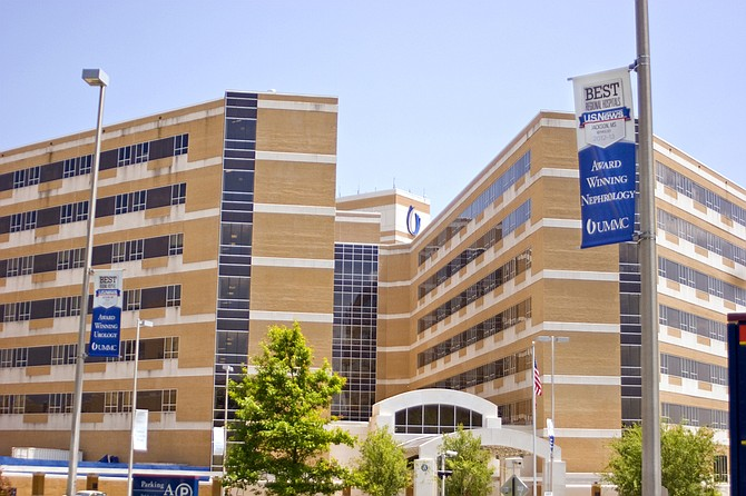 University of Mississippi Medical Center (pictured) announced in a release last week that University Wellness Center Downtown and University Wellness Center Northeast in Jackson will both close on April 1. File Photo
