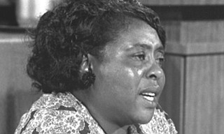 Celebrating the historical greatness of black women like Fannie Lou Hamer (pictured), through their trials and even death, has boosted me to fulfillment beyond measure. Photo courtesy Warren K Leffler/Library of Congress