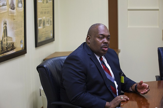 Dr. Freddrick Murray, superintendent of Jackson Public Schools, said it was proactive and necessary to consolidate some schools in light of a decreasing student population and decreased funding—helped along by charter schools.