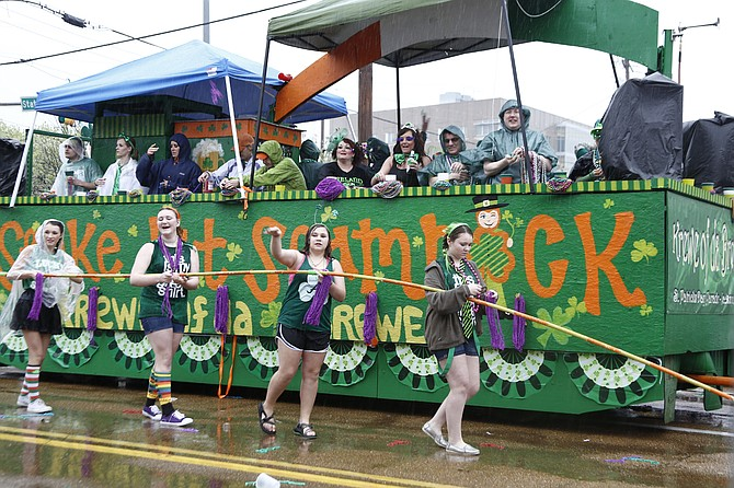 On Saturday, March 18, Jacksonians will line the streets of Jackson as they watch the Hal's St. Paddy's Parade go by.