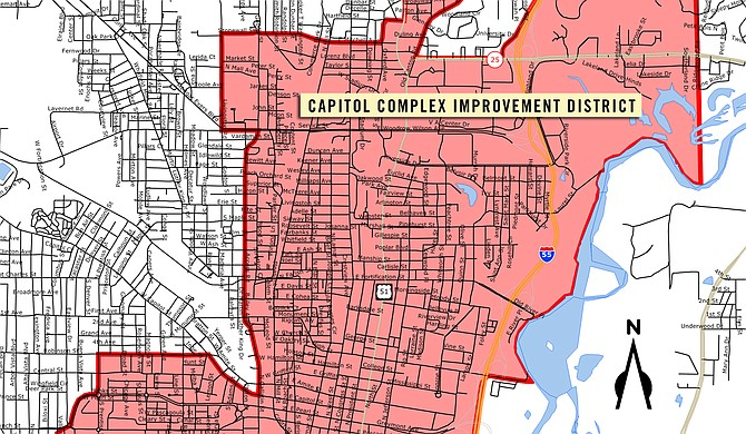 The Mississippi Legislature passed the Capitol Complex bill to funnel extra tax revenue to the city of Jackson to help fix infrastructure in a certain portion of the city.