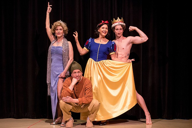 "New Stage Theatre will perform the Christopher Durang play, ""Vanya and Sonia and Masha and Spike,"" from April 18 to April 30. Photo courtesy New Stage Theatre"