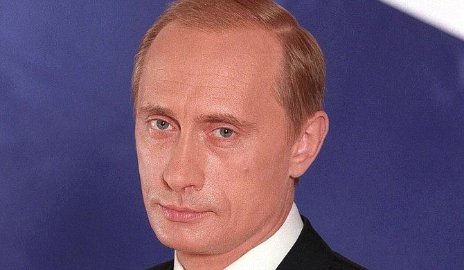 Russia, led by President Vladimir Putin (pictured), vetoed a Western-backed U.N. resolution Wednesday that would have condemned the reported use of chemical weapons in a town in northern Syria and demanded a speedy investigation into the attack that killed nearly 90 people. Photo courtesy Kremlin.ru