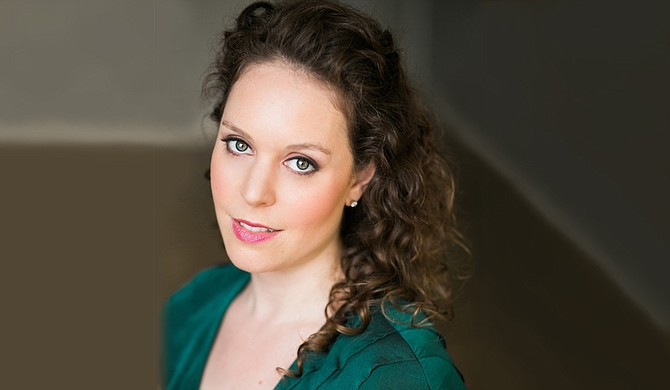 "New York City-based singer Rachel Arky plays Maddalena in the Mississippi Opera production of ""Rigoletto,"" which is at Thalia Mara Hall on Saturday, April 22. Photo courtesy MS Opera"
