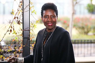Pamela D.C. Junior is the former director of the Smith Robertson Museum and Cultural Center and the incoming director of the Mississippi Civil Rights Museum, which will open near the end of this year. Photo courtesy Facebook