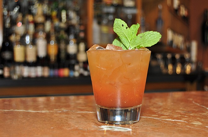 """Social Hour will feature a special """"bite-size menu"""" that has appetizers such as pesto-chicken sandwiches and glazed sweet potato fries, as well as drink specials and house wine by the glass. Trip Burns/File Photo"""