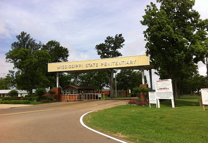 While the state's inmate population was decreasing this time last summer at prisons such as the Mississippi State Penitentiary in Parchman (pictured), April is almost back to June 2016 levels with more than 19,000 inmates. Photo courtesy Wikicommons/WhispertoMe