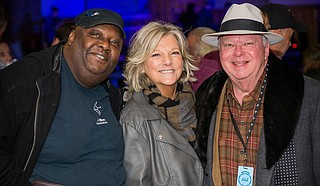 """(Left to right) Jerry """"Boogie"""" Mason, Shirley Waring and Terry Duffie work together through the Vicksburg Blues Society. Photo courtesy Valerie Crancer/Vicksburg Blues Society"""