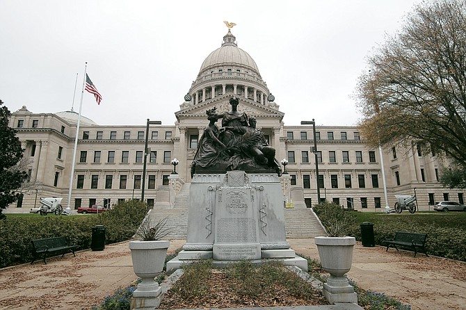 Mississippi officials are celebrating the designation of the state Capitol as a National Historic Landmark.