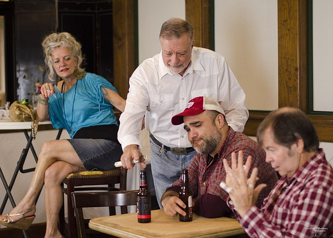 "Fondren Theatre Workshop's next production is ""Sordid Lives,"" which Diana Howell describes as ""a bawdy comedy about families trying to get along."" Photo courtesy Fondren Theatre Workshop"
