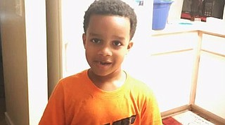 Authorities found Kingston Frazier shot at least once in the back seat of his mother's stolen car, which Jackson Police Cmdr. Tyree Jones said was abandoned in a muddy ditch about 15 miles (20 kilometers) north of the city. Photo courtesy Mississippi Bureau of Investigation
