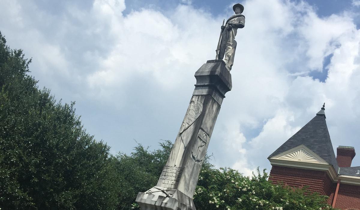 The Confederate Problem
