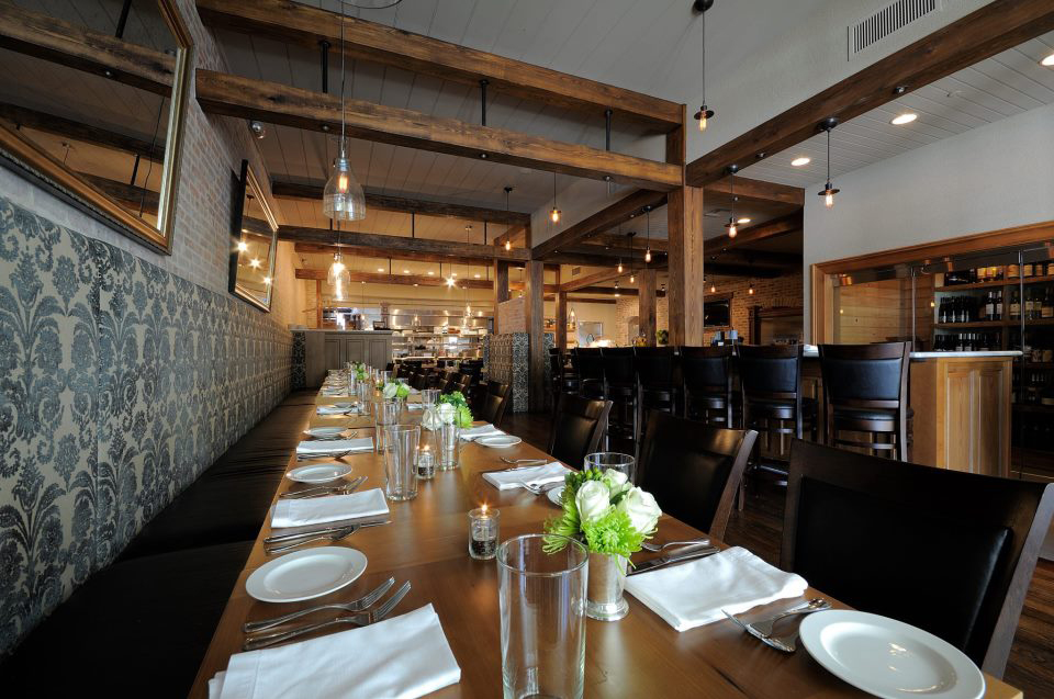 Derek Emerson Purchases Parlor Market, Grillehouse Ribbon Cutting and Seafood R'evolution Tapas Menu