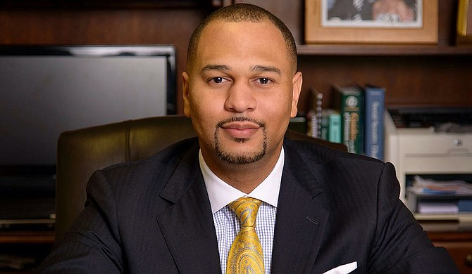 Grenada-based Attorney Carlos Moore has sued Rep. Karl Oliver, R-Winona, for his call for lynching on Facebook. Two days after the post and under fire, Oliver deleted and apologized for the statement. Photo courtesy Carlos Moore