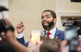 This week, you have a specific civic duty as a Jacksonian—go to the polls and vote in the general election from 7 a.m. to 7 p.m. on June 6. We again support Chokwe Antar Lumumba and his promise of a more organized future for Jackson.