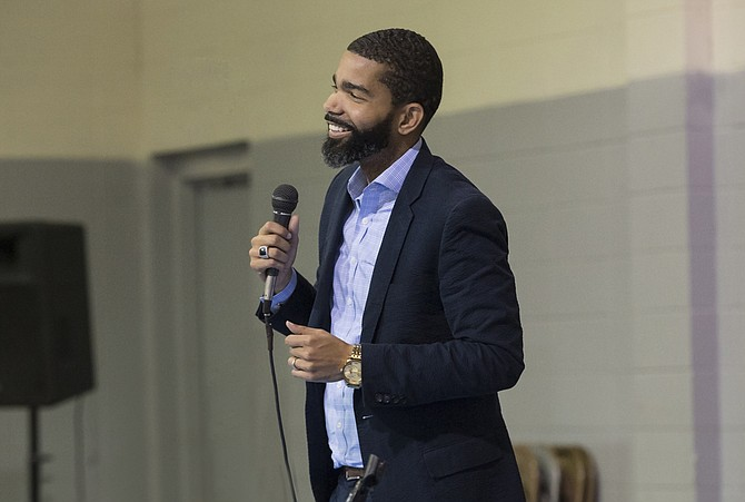 Chokwe Antar Lumumba, the Democratic nominee for mayor of Jackson, talked about superheroes, family, and politics during the podcast interview.
