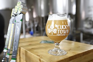 On July 1, Lucky Town Brewing Company is hosting a grand-opening celebration for its new Tap Room. Visitors will be able to purchase beer in the space for the first time, thanks to a new law that the Mississippi Legislature recently passed.