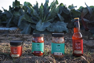 Businesses such as Sweet & Sauer, which specializes in fermented foods, give Jacksonians healthier food choices.