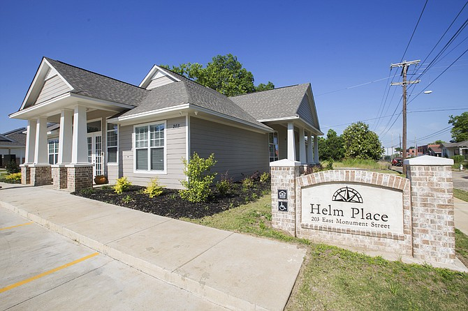 A new report from the National Low Income Housing Coalition shows the need for more affordable housing in Mississippi. Helm Place in the Farish Street Historic District (pictured) won a national award in the Affordable Housing category.