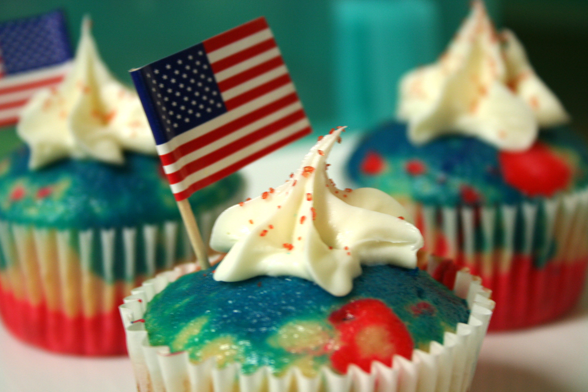 Red, White and Local Celebrations