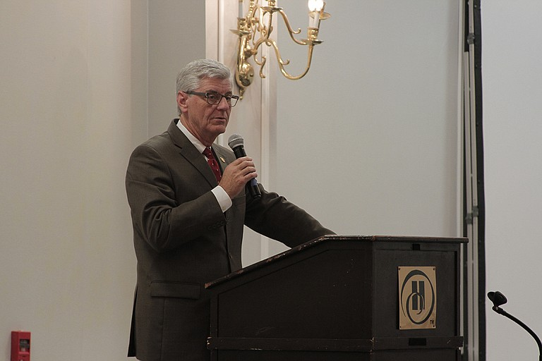 Gov. Phil Bryant wants the Department of Mental Health directly answerable to him, not a board.