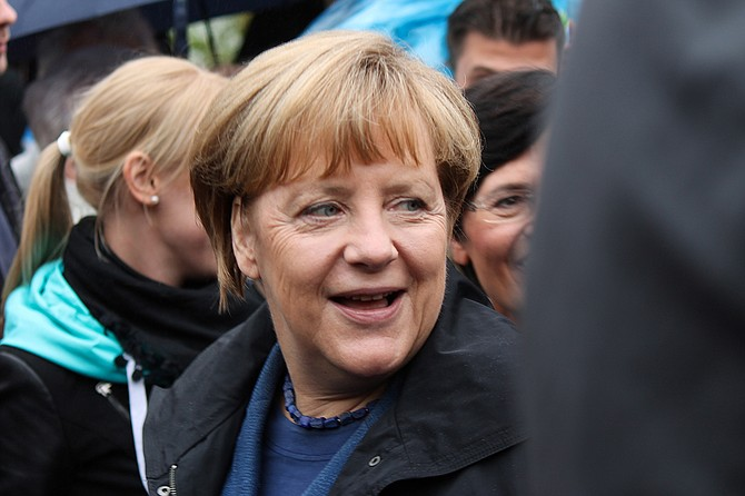 German Chancellor Angela Merkel told leaders of the Group of 20 economic powers Friday that millions of people are hoping they can help solve the world's problems, and warned them that they must be prepared to make compromises. Photo courtesy Flickr/Philipp